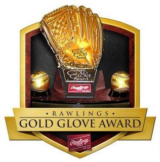 MLB Announces Gold GloveWinners