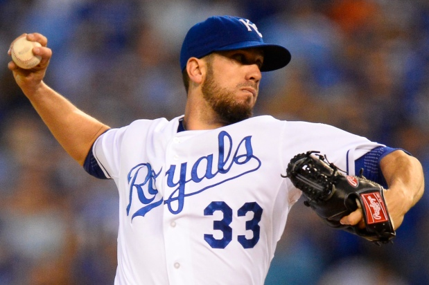San Diego Padres Add James Shields, Reload for 2015